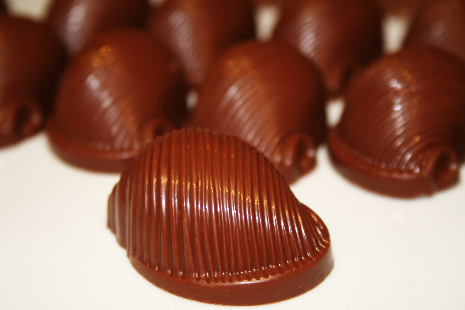 La Cuisine De Bernard Chocolats Fourres Gianduja