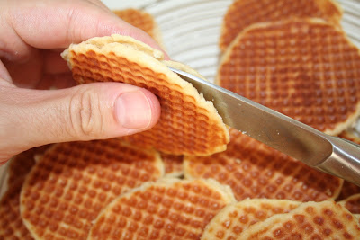 La Cuisine de Bernard  Gaufres Flamandes  la Vanille