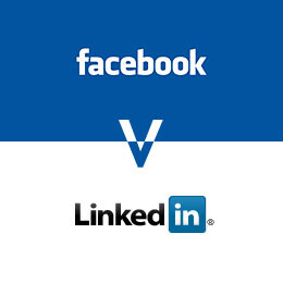 Are Facebook and LinkedIn the same thing?