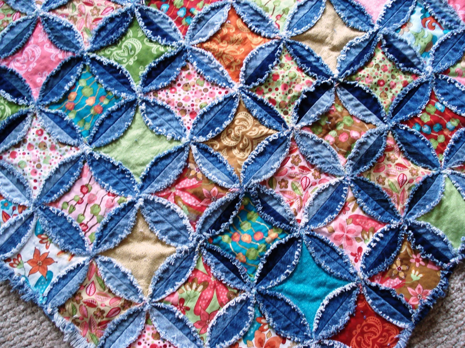 A Passionate Quilter Progress On My New Pattern