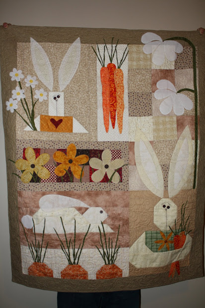 And Endless Crafts Easter Quilt