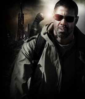 Denzil Washington wears Oakley Inmate sunglasses in The Book of Eli