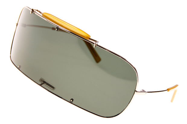 ff68e7646b18d Maison Martin Margiela visor sunglasses - but what are they like on ...