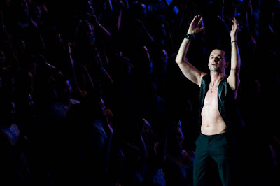 370 1 DEPECHE MODE: Tour Of The Universe (Live in New York City) Review