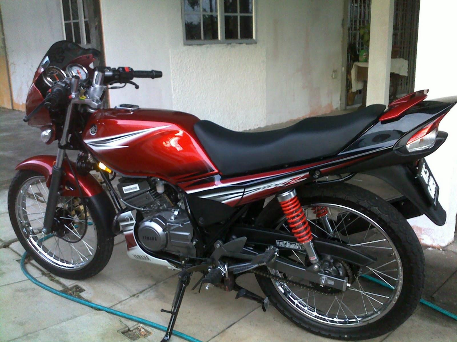 Yamaha Rxz Catalyzer