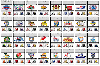 Schedule College Football Bowl College Football Bowl Game