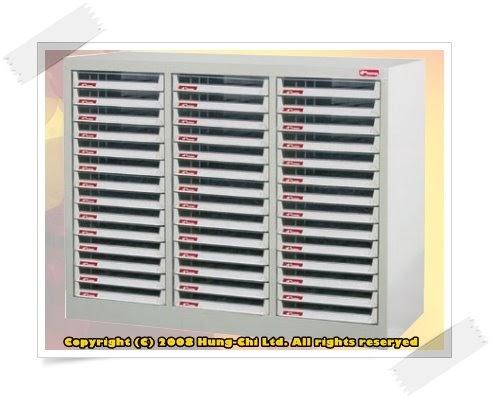 樹德 OA辦公效率櫃 - 側櫃系列 - A4X-342P   宏騏 水電 材料 五金 維修