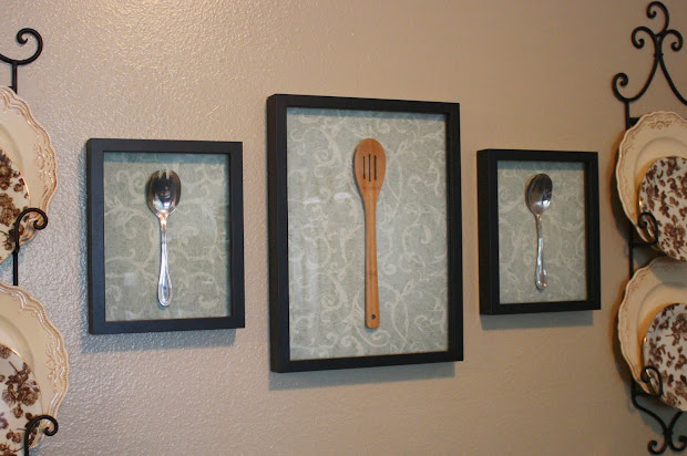 DIY Kitchen Wall Art Ideas