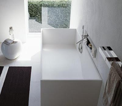 cazi de baie cu forma dreptunghiulara