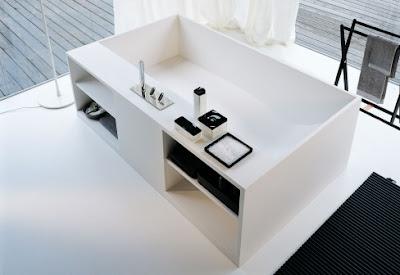 cada baie cu design modern