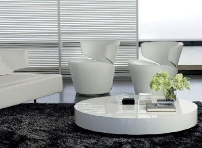 Fotoliile Kono - mobilier living