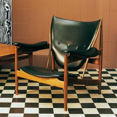 scaun cu design scandinavian