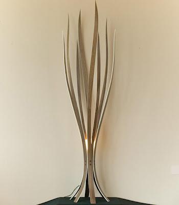 Lampadar metalic