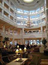 Disney' Grand Floridian Resort Evokes Victorian Era