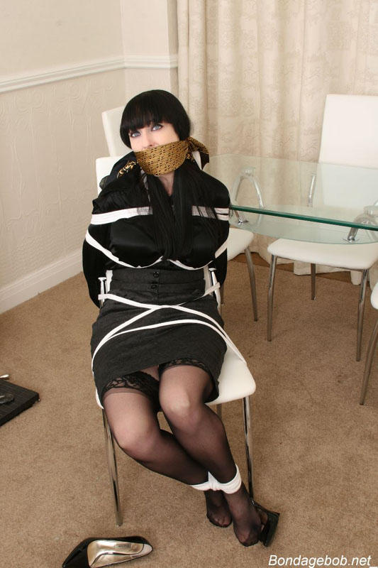 Christy  Your Ultimate Damsel Office Danger