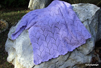 Afghan for Granddaughter