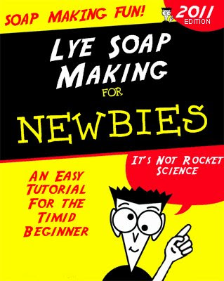 How to make cold-process lye soap - HOMEGROWN
