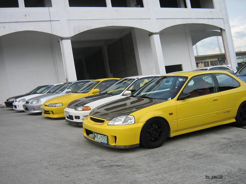 Civicz: Honda Club Of The Philippines