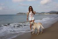 Idei de vacanta de la vedete: Florentina Opris a fost la Saint Tropez