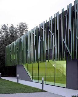 The Architecture Design Of Kindergarten Sighartstein Was Designed By German Practice Kadawittfeldarchitektur In Near Land Salzburg Austria
