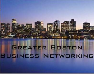 Greater Boston Business Networking Group Facebook LinkedIn Community New England Professionals Promotion Small Business Marketing