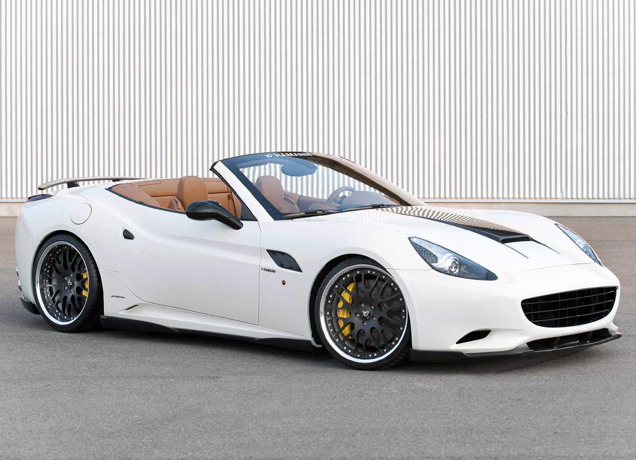 2010 Modified Hamann Ferrari California