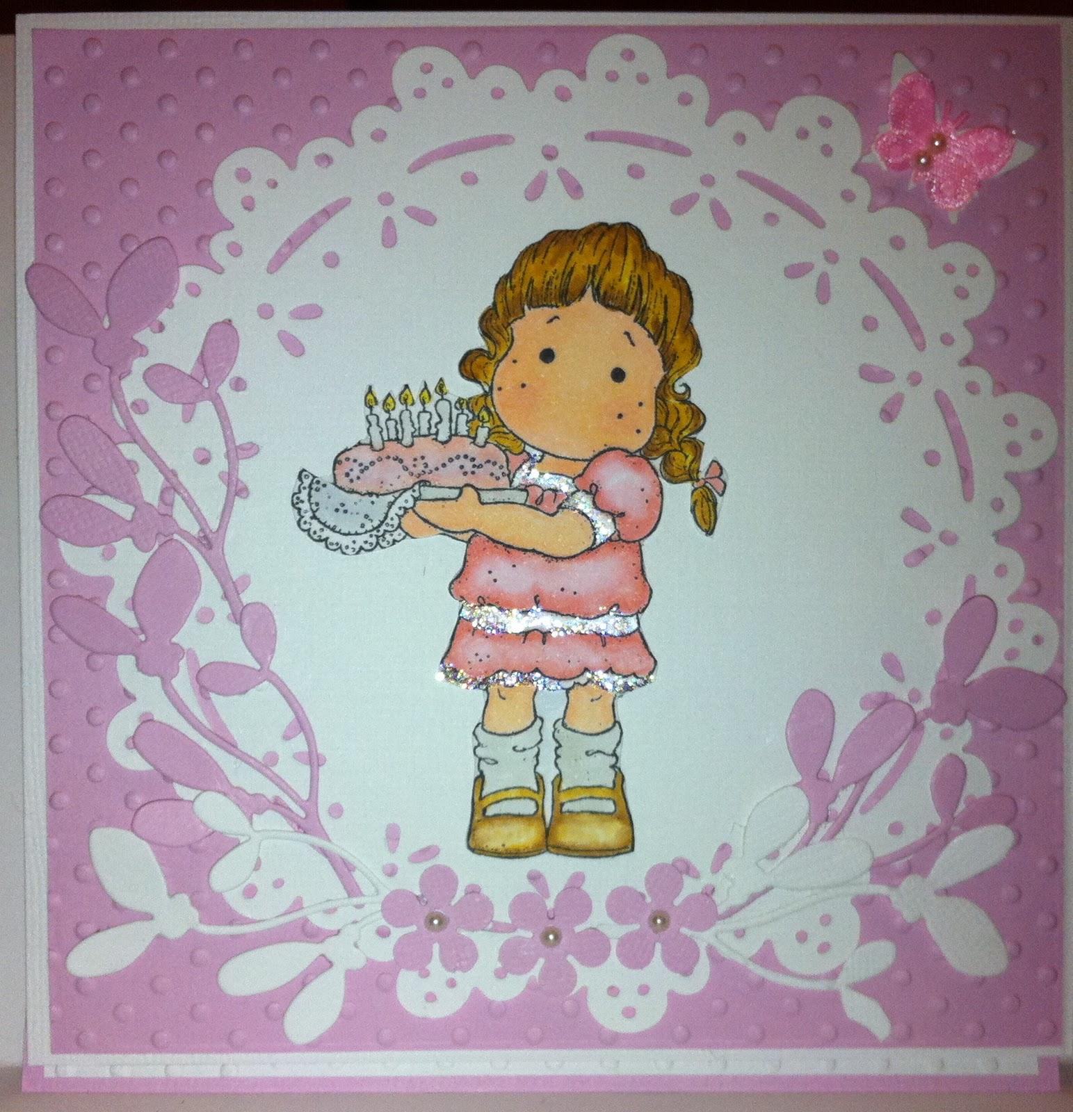 Estremamente ❤ Card by Marzia Fappani ❤: Buon compleanno! GA41