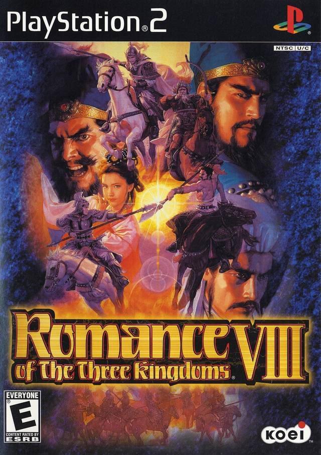 PS2) Romance of the Three Kingdoms VIII [NTSC-U] [298MB]