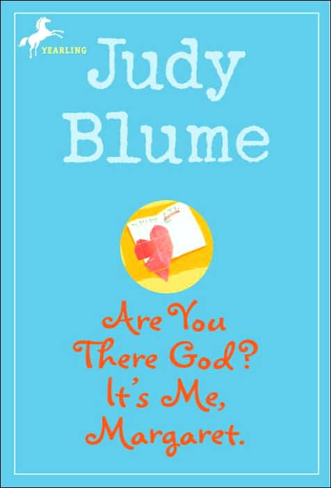 Gemma Burgess On Judy Blume Covers