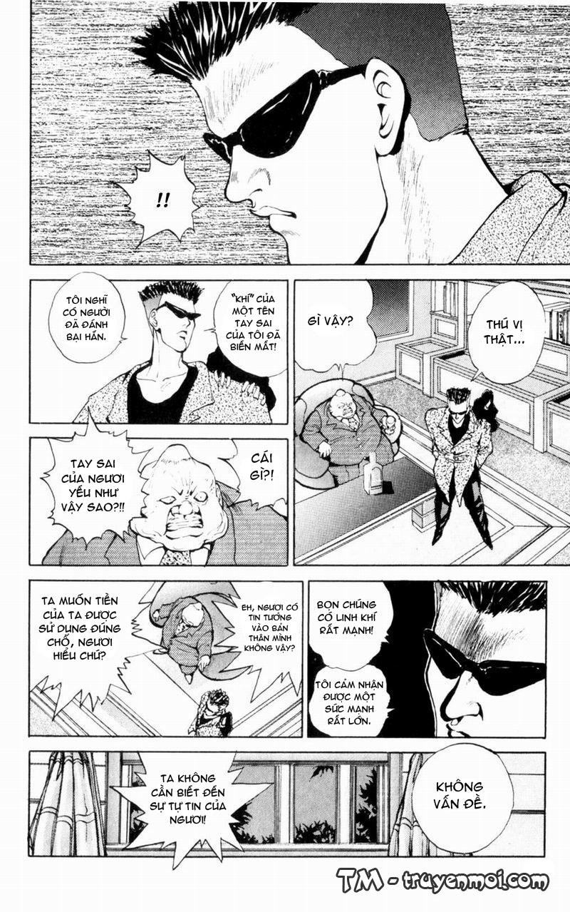Hành trình của Uduchi chap 047: black book club trang 7