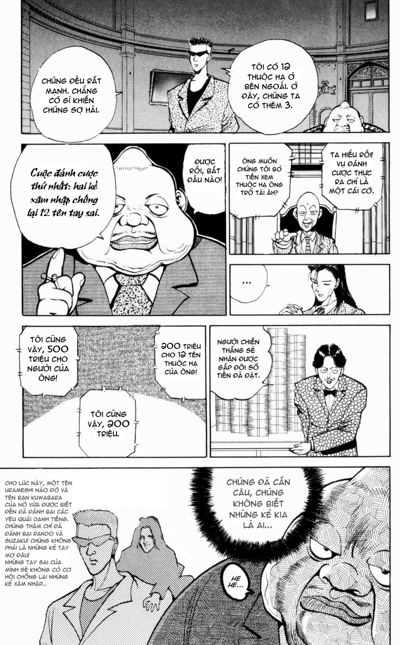 Hành trình của Uduchi chap 047: black book club trang 18