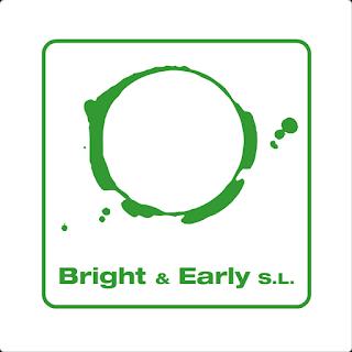 Bright & Early green logo