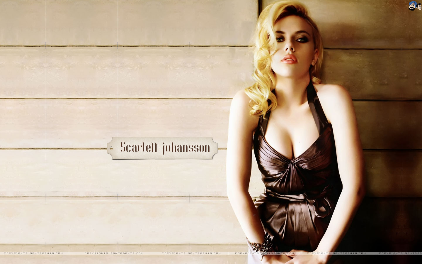 scarlett johansson model - photo #32