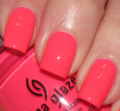 Getcha Nails Did China Glaze Poolside Summer Collection Review