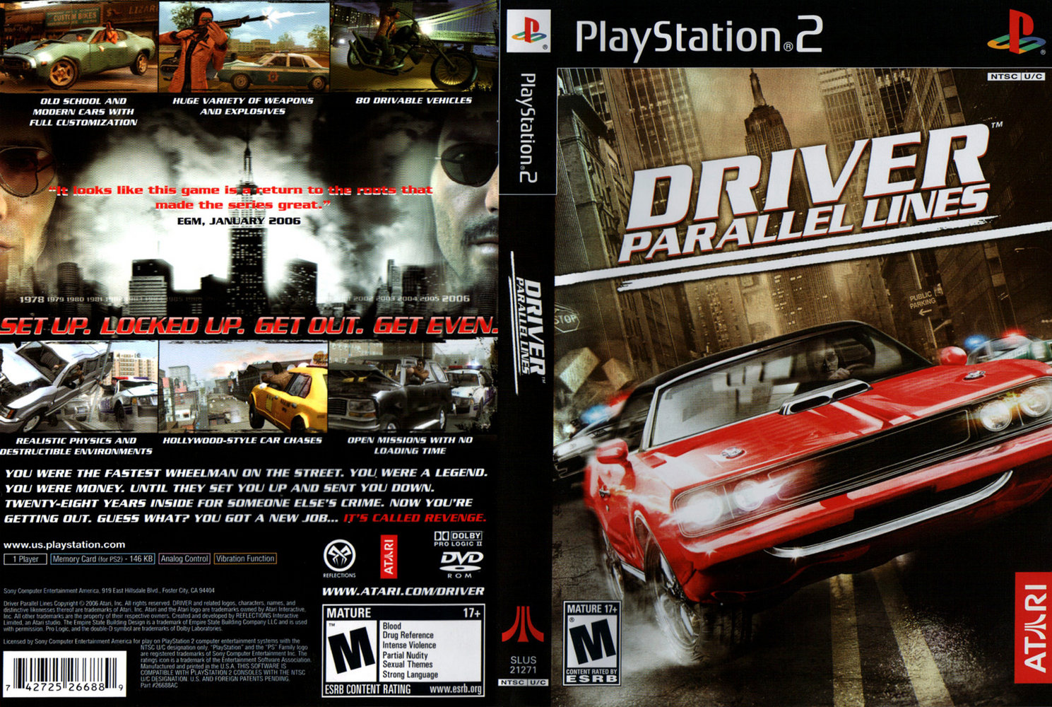 Driver: parallel lines final mission corrigan (hd) youtube.