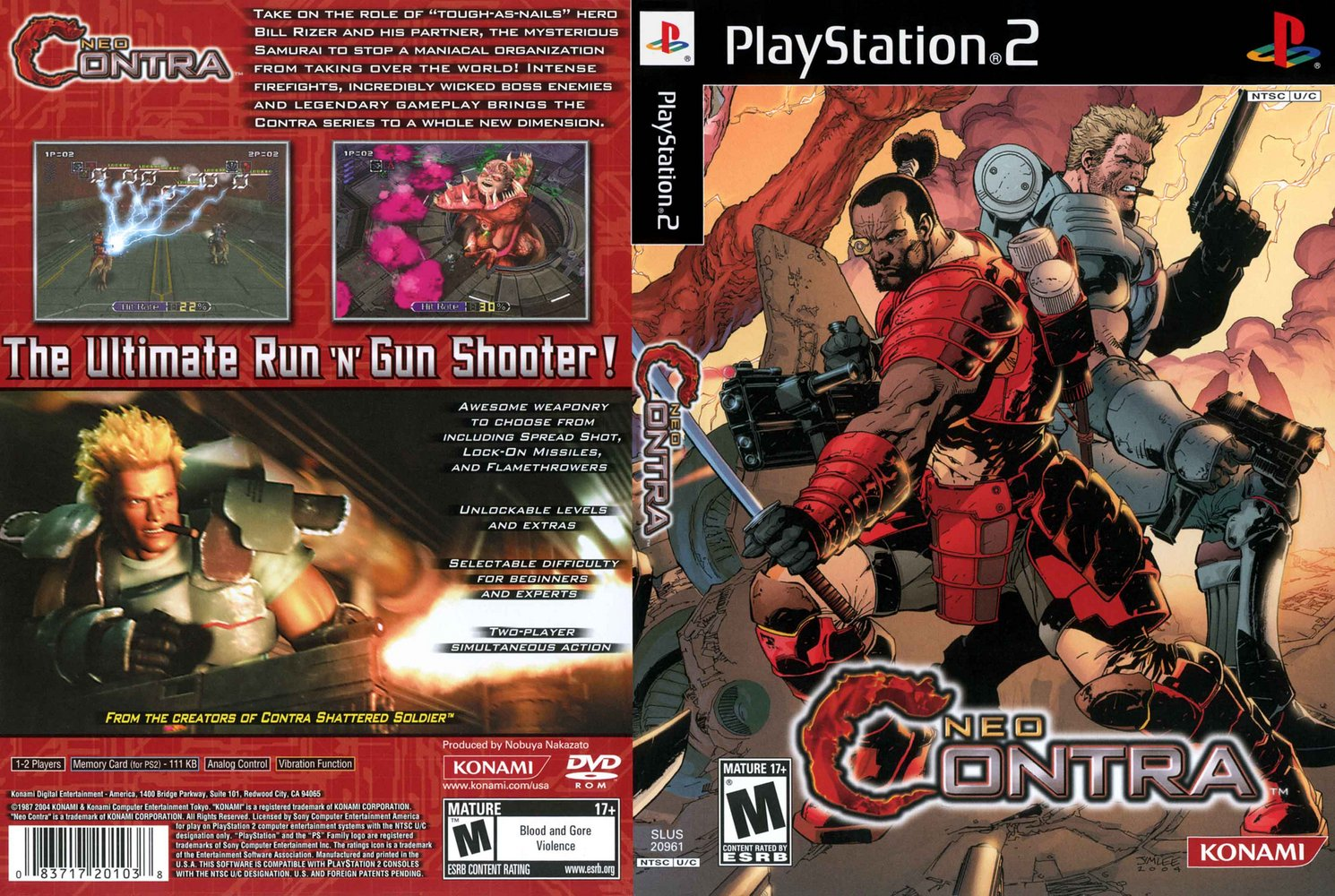 Jc Video Ps2 Neo Contra