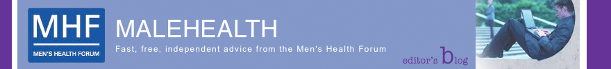malehealth editor's blog