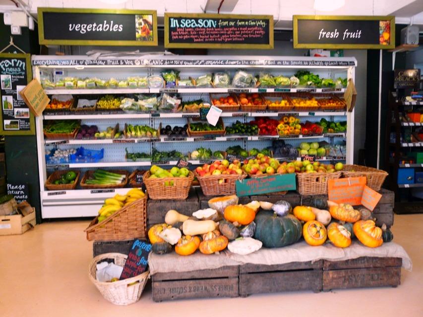 Bristol - The Better Food Company | Good Food Shops