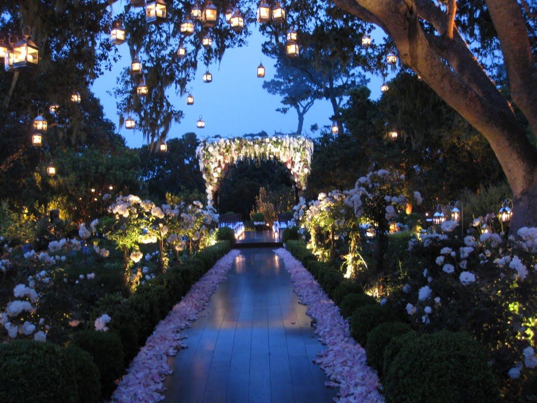Mick E Dream Wedding In Carmel