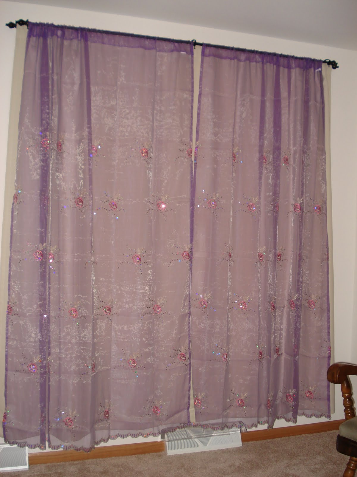Girls Curtains Reflections From A Mother 39s Soul Curtains For A Little