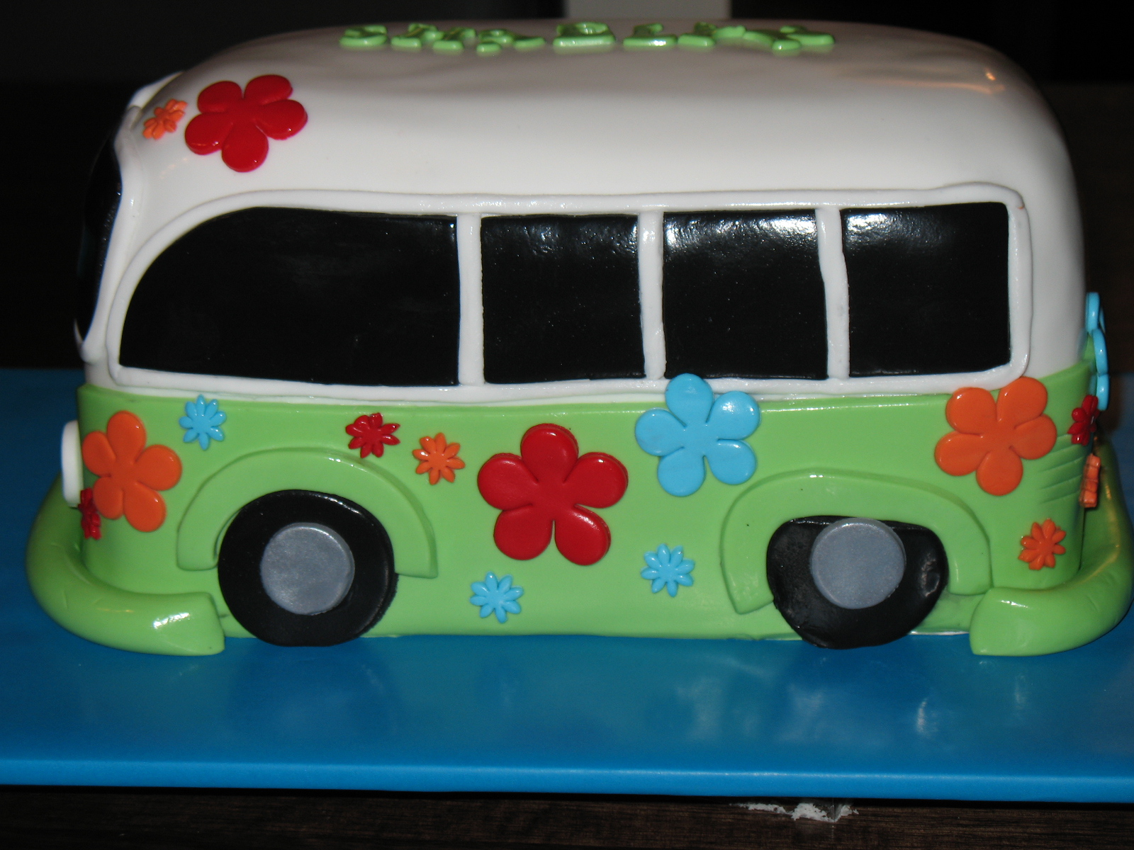 Wedding Cake Combi Vw