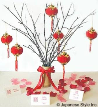Klaudias blog maybe match up your romanticthemed wedding reception planning the perfect asian themed wedding october 2009 junglespirit Images