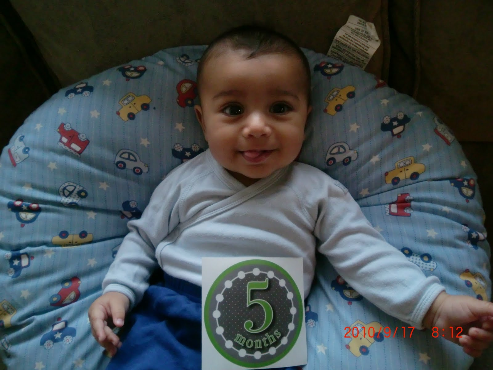 5 Months old!