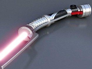Lightsaber (Pedang Laser)kumpulan17