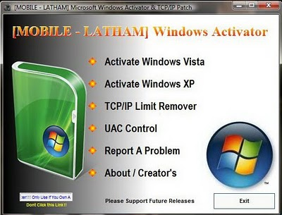 Paradox Windows Vista Activation Crack