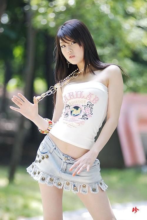 Khanakhblogspotcom Top Sexy Model, Korea Hwang Mi Hee-9490