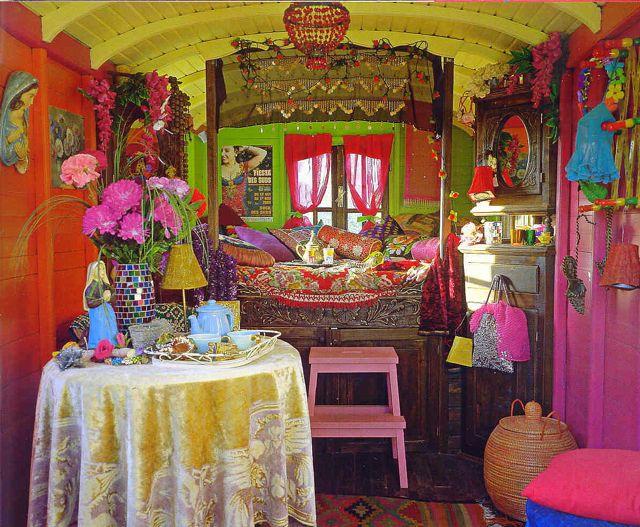 Light Color Sound: Gypsy Caravan
