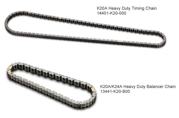 Racing Tuned Spec: Toda Heavy duty timing chain n balancer