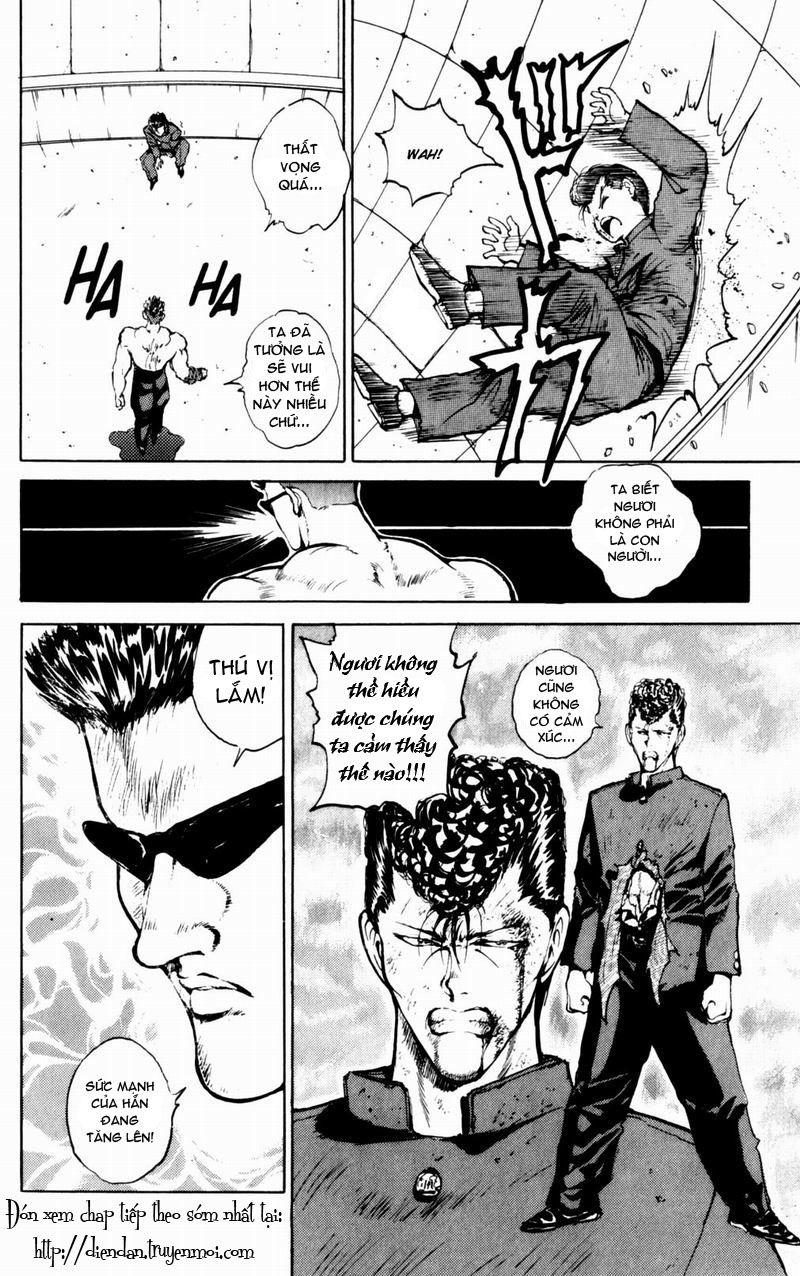 Hành trình của Uduchi chap 050: trận chiến cuối cùng: 2 vs 002! trang 7