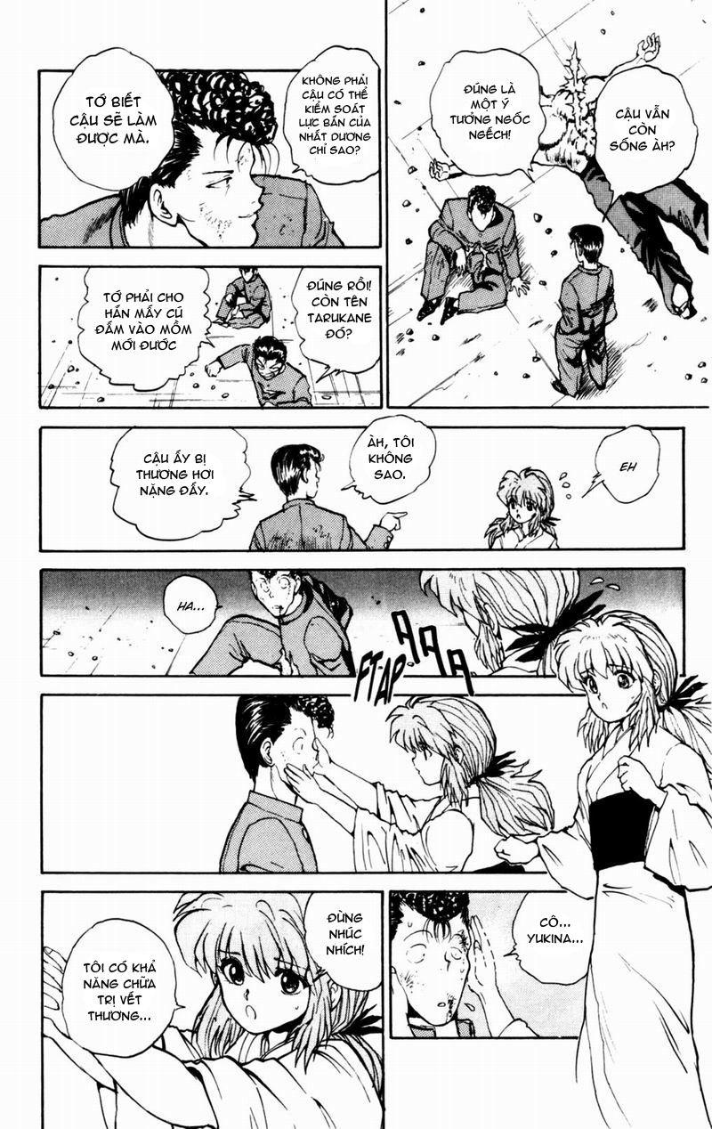 Hành trình của Uduchi chap 050: trận chiến cuối cùng: 2 vs 002! trang 17